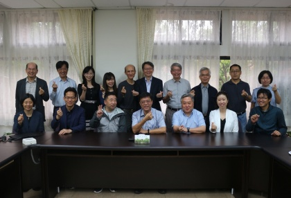 On 6 May 2019, 6 professors from Mainland China visited CCU. Our Dean gave a brief introduction about the college and arranged a cultural visit to Alishan.
